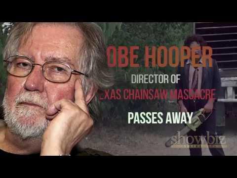 RIP Tobe Hooper | Texas Chain Saw Massacre Director Tobe Hooper dies at 74