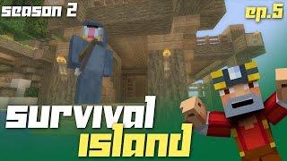 Minecraft Xbox 360: Survival Island - Season 2! (Ep.5 - Storage Cave!)