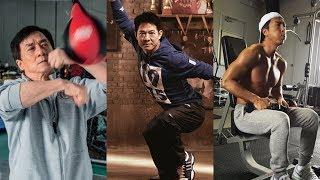 Video Jackie Chan (成龍), Jet Li (李连杰), Donnie Yen (甄子丹) Training 2018 MP3, 3GP, MP4, WEBM, AVI, FLV Oktober 2018