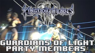 "From what Nomura is saying about party members in Kingdom Hearts 3, The ultimate endgame for the final battle MAY BE A REALITY! The Guardians of Light In ONE PARTY!Source - http://kh13.com/news/tetsuya-nomura-hints-that-another-playable-character-besides-sora-will-be-available-in-kingdom-hearts-iiiJoin the Hectic Force! - http://bit.ly/1ZZdZSYStay up to date with all my posts!Like on Facebook! http://www.facebook.com/HecticHMKFollow on Twitter! https://twitter.com/hmkillaLive on Twitch! http://www.twitch.tv/hmkillaFollow on Google+https://plus.google.com/+HMK9CAPNSupport HMK on Patreon! Awesome Rewards!https://www.patreon.com/HMKSEND ME STUFF!PO Box 612313 Miami, FL 33261VG Metal Tracks - https://www.youtube.com/channel/UCtZH-VpdKcaWq3x_4_u4FpAHMK Shirts and  Merch! - http://hectichmk.spreadshirt.com/I use XSPLIT for all my streams! If you want to get into live streaming grab Xsplit! use the code ""HMK"" for 10% off a license!https://www.xsplit.com/buy?pp=WWW_NAVBARAre You a Content Creator? Join Maker Studios Today!http://awe.sm/jJed8Royalty Free Music by http://audiomicro.com/royalty-free-musicSound Effects by http://audiomicro.com/sound-effects#KingdomHearts #KingdomHearts3 #KingdomHeartsIII #KH3"