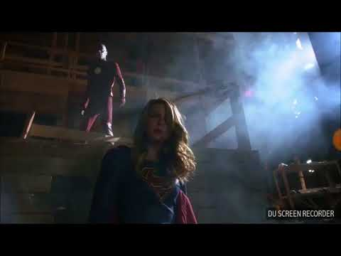 Supergirl And The Flash Before Special Effects Were