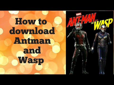 How to download Antman and Wasp in english ||how to download Antman and The wasp in hindi ||