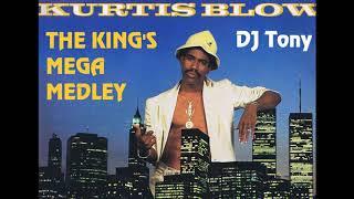 Kurtis Blow - The King's Mega Medley (DJ Tony)