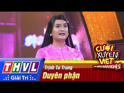 Cười xuyên Việt Phiên bản nghệ sĩ 2016 Tập 10 Full