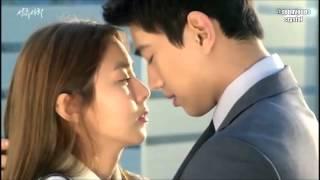 Video KISS & ROMANTIC SCENES - High Society - Sung Joon ♥ Uee MP3, 3GP, MP4, WEBM, AVI, FLV Maret 2018