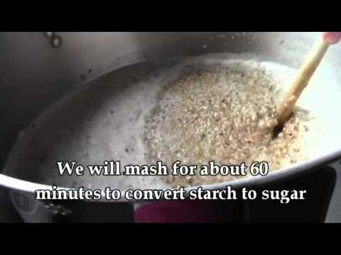 How To Brew An All-Grain Batch of Beer