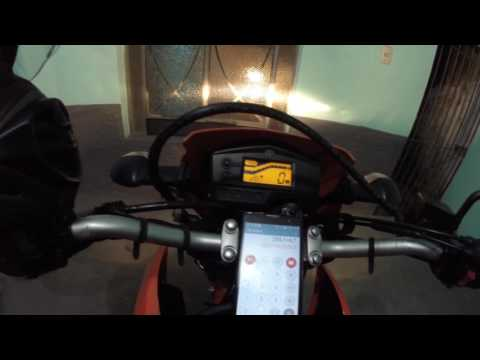 Yamaha XTZ 250 X - Consumo Cidade/Estrada 38 Km/l - Madson Carvalho