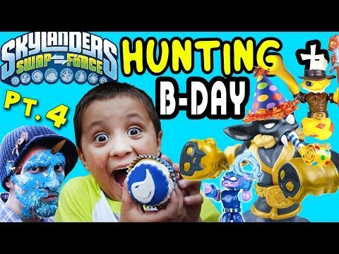 swap - In this Hunting Video, It's Mike's Birthday! This little dude is finally 5 years old, not that Mom and Dad want him to grow up but we felt like he was 4 for ...