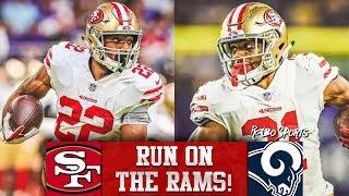 Live! 49ers vs Rams NFL 2018 Week 7 Predictions