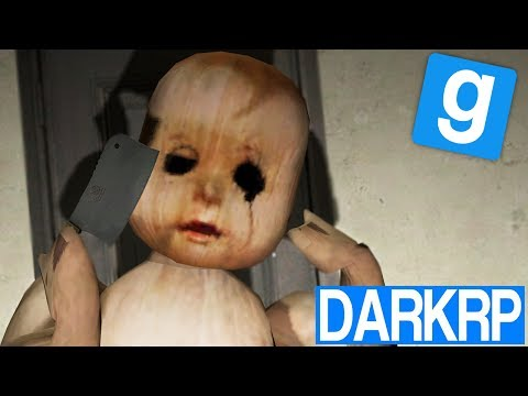 LA POUPÉE TUEUSE !! - Garry's Mod DarkRP (видео)