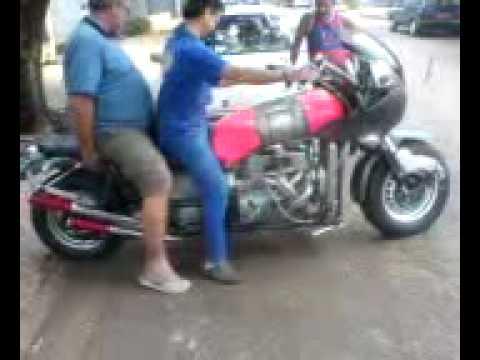 MOTO SINISTRA 1 - motor de corcel e cambio de fusca
