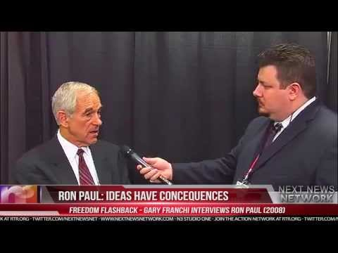 Ron Paul Reflects on Grassroots Power with Gary Franchi