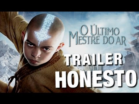 Trailer Honesto - O Último Mestre do Ar - Legendado