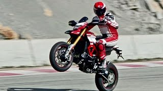 9. Test Drive 2016 Ducati Hypermotard 939 SP