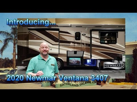 INTRODUCING | 2020 Newmar Ventana 3407 | Mount Comfort RV