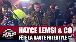 Hayce Lemsi fête