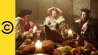 Old News With Booze | Drunk History: Mondays at 9:30pm on Comedy Central UK