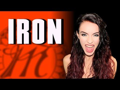 "Within Temptation  ""Iron"" Cover by Minniva Børresen"