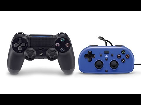 , title : 'Sony Unveils Mini Wired Gamepad For The PS4'