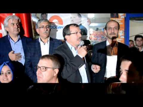 Akhisar AK Parti'de Coşku Dolu Kutlama