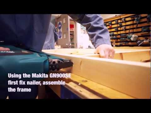 workbench tools - http://toolstop.co.uk/blog for loads more guides, tutorials and power tool info. We followed the Makita team as they used Makita power tools to build workben...