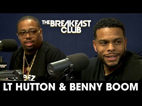 LT Hutton & Benny Boom Discuss Creative Differences With John Singleton On The 2Pac Film & More W/ The Breakfast Club