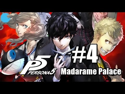Persona 5 Madarame Palace Guide Part 4 - Investigate The Museum - How To Get Security Password