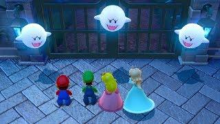 Video Mario Party 10 MiniGames - Mario Vs Rosalina Vs Peach Vs Luigi MP3, 3GP, MP4, WEBM, AVI, FLV Mei 2019