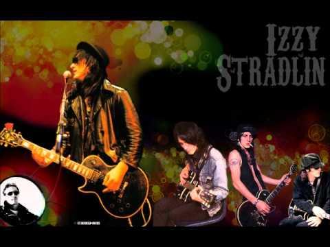 Tekst piosenki Izzy Stradlin - Somebody Knockin' po polsku