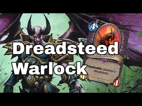 (Hearthstone) Dreadsteed Warlock: Friendship is Magic