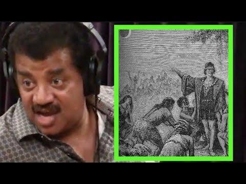 Neil deGrasse Tyson - How Christopher Columbus Was a Dick - Joe Rogan