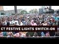 The Festive lights switch-on 2018