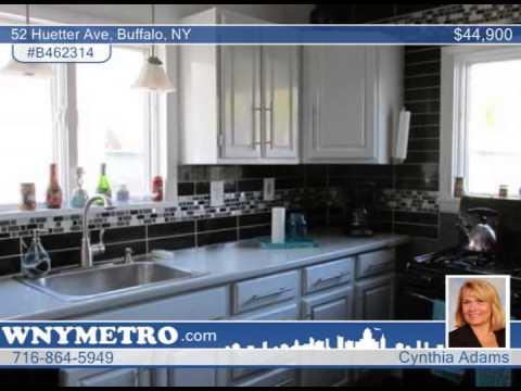 52 Huetter Ave  Buffalo, NY Homes for Sale | wnymetro.com