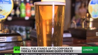 Beer United Kingdom  city images : Over a barrel: Beer duty could kill off UK pubs
