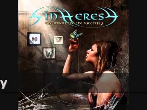 SINHERESY - The Spiders and the Butterfly (EP 2011)