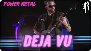 Download Lagu Deja Vu || POWER METAL COVER by RichaadEB, Jonathan Young & FamilyJules Mp3
