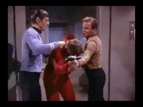 Spock's Vulcan Nerve Pinch