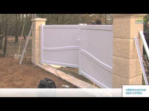 comment construire pilier pour portail la r ponse est sur. Black Bedroom Furniture Sets. Home Design Ideas
