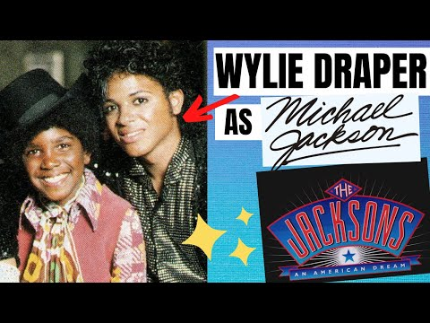 HE DID THAT! Let's Talk About WYLIE DRAPER as Michael Jackson in the Jacksons American Dream