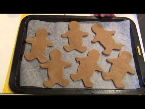 How to make Gingerbread men recipe