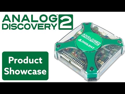 Analog Discovery 2 Introduction