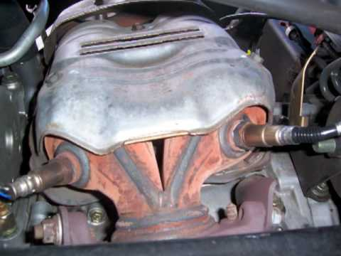 How to Change O2 Sensor on 2002 TOYOTA Highlander 2AZ-FE KLUGER