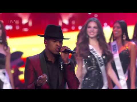 NE-YO Epic LIVE Performance at 2018 Miss Universe