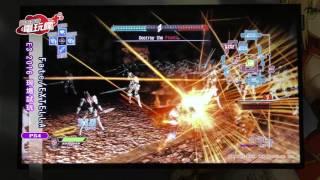 Fate Extella E3 demo PS4