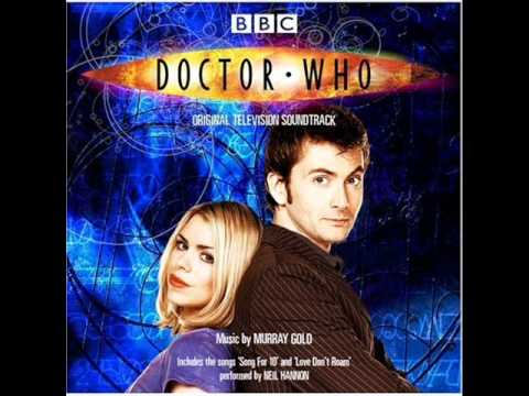 Doctor Who Series 1 & 2 Soundtrack - 24 Monster Bossa