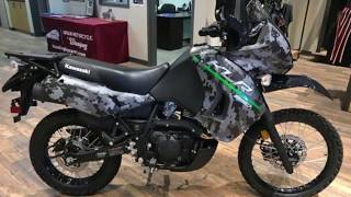 8. KLR 650 Before during and after purchase