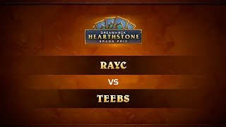 rayC vs Teebs, game 1