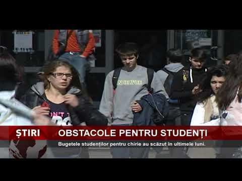 Locurile de cazare în căminele studențești, reduse drastic din cauza pandemiei