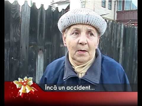 Încă un accident…