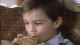 1991 ad for McCain frozen concentrated orange juice
